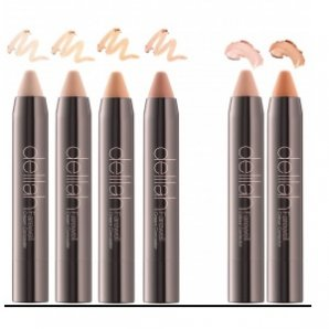 delilah farewell cream concealer and colour corrector